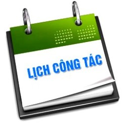 LICH CONG TAC
